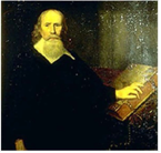 'Portrait of a Clergyman' (believed to be John Clarke; attributed to Guilliam de Ville c. 1659 photo: http://en.wikipedia.org/wiki/ File:John Clarke picture.jpg#filelink