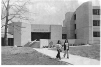 Horace Mann Hall (photo: RIC Archives)