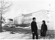 Weber Residence Hall (photo: RIC Archives)