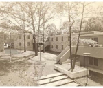 Willard Residence Hall, (photo:  RIC Archives)